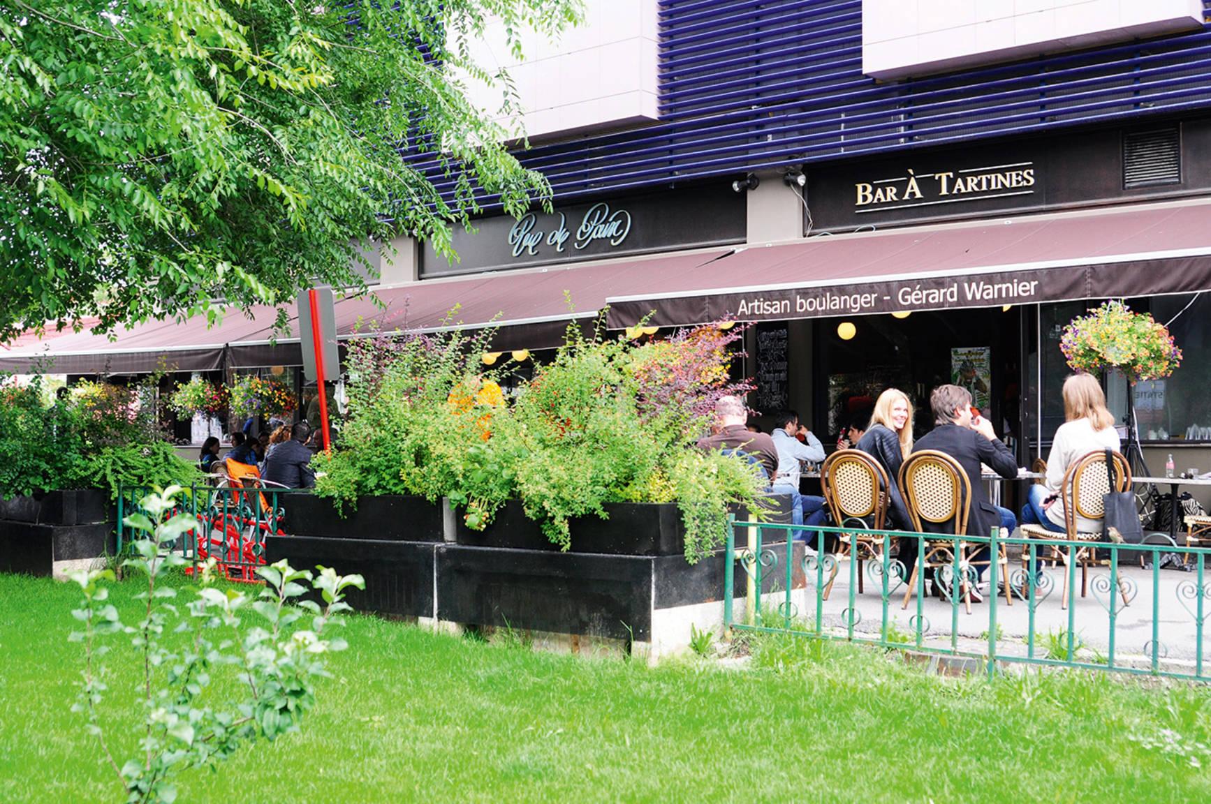 Restaurant Rue Du Pain Boulangerie Artisanale Din București